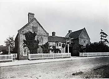 White Horse Inn 1917 [AD3717]